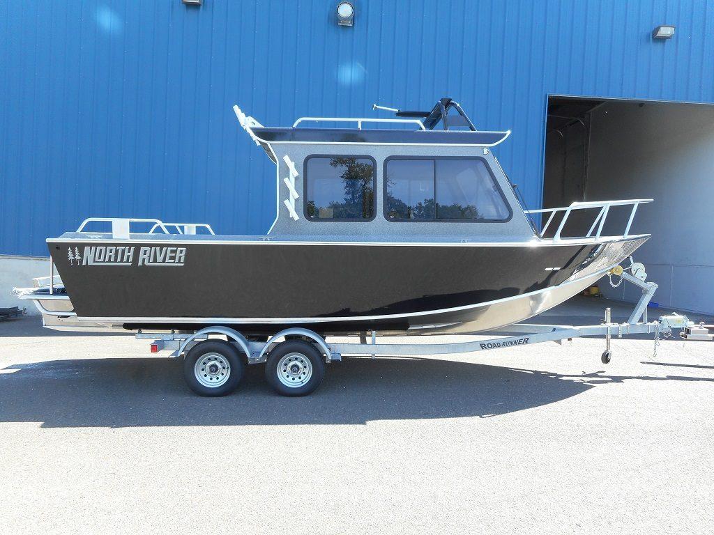 SEAHAWK HARD TOP | North River Boats