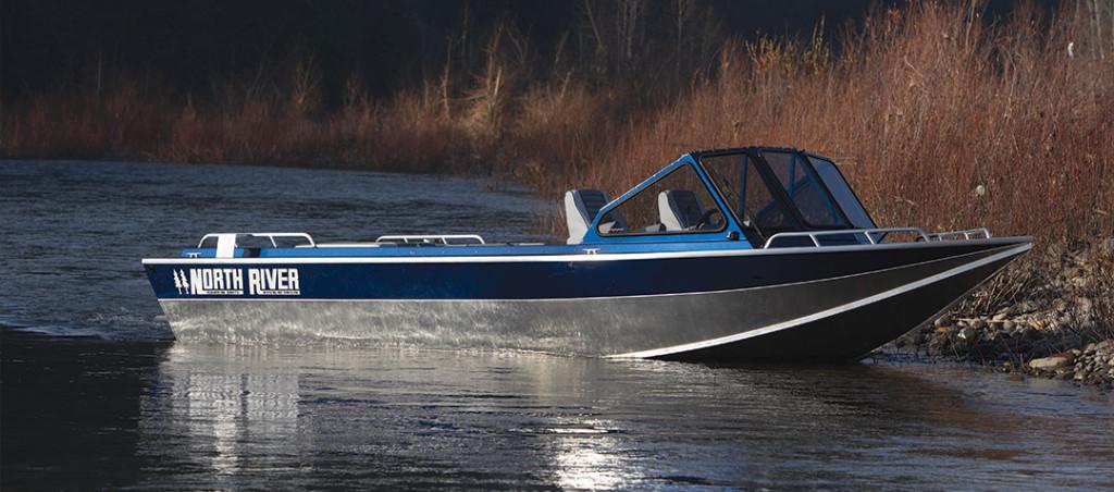 Commander North River Boats