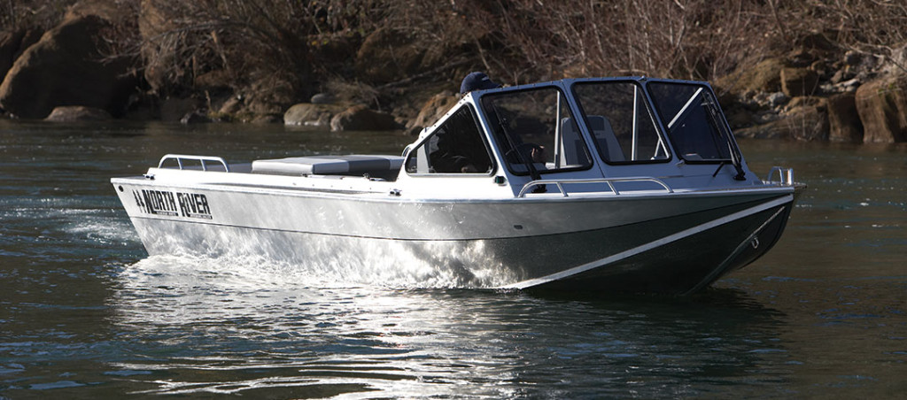 COMMANDER | North River Boats