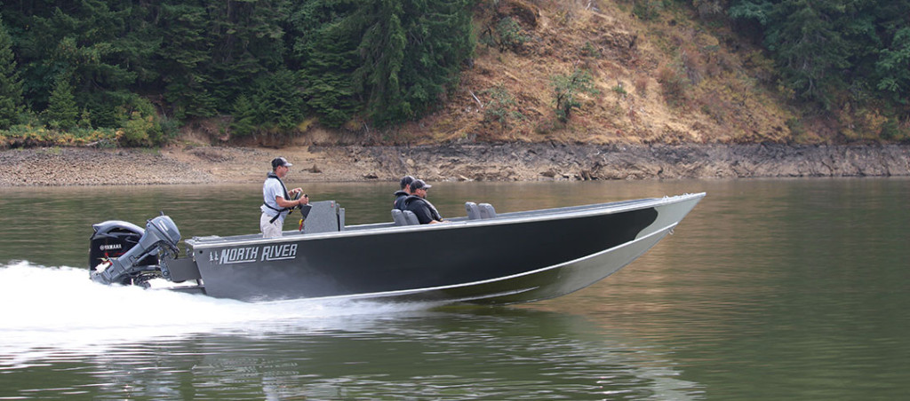 OSPREY OUTBOARD | North River Boats