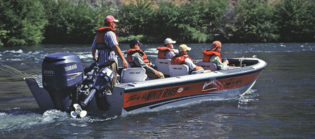 Scout North River Boats