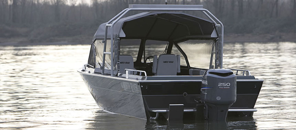 Seahawk outboard north river boats for Seahawk fishing boat