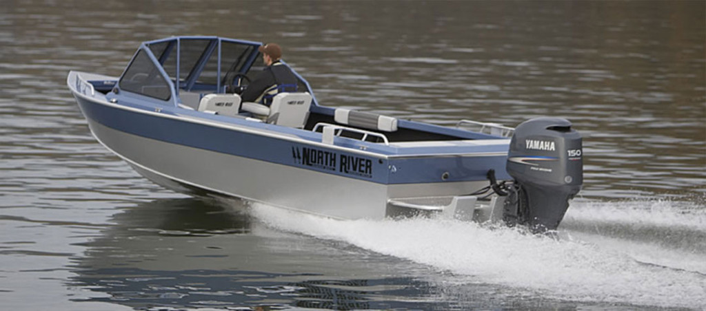 SEAHAWK OUTBOARD | North River Boats