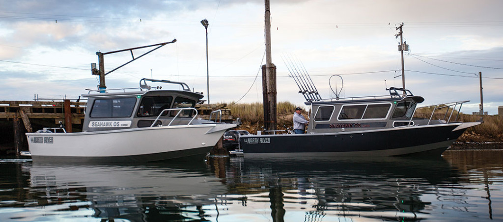 Sea Hawk Boats >> SEAHAWK OS S-SERIES | North River Boats