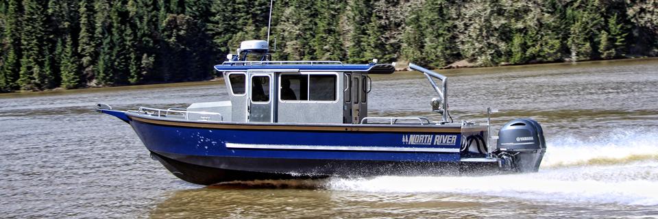 Seahawk Os Walk Around North River Boats
