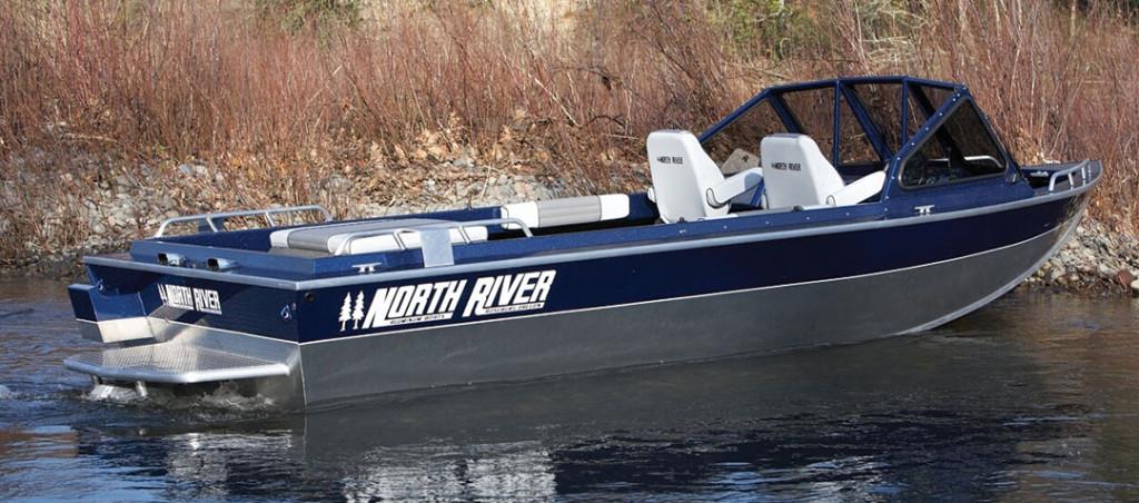 COMMANDER | North River Boats