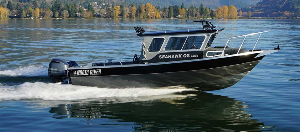 Seahawk Os Sseries North River Boats