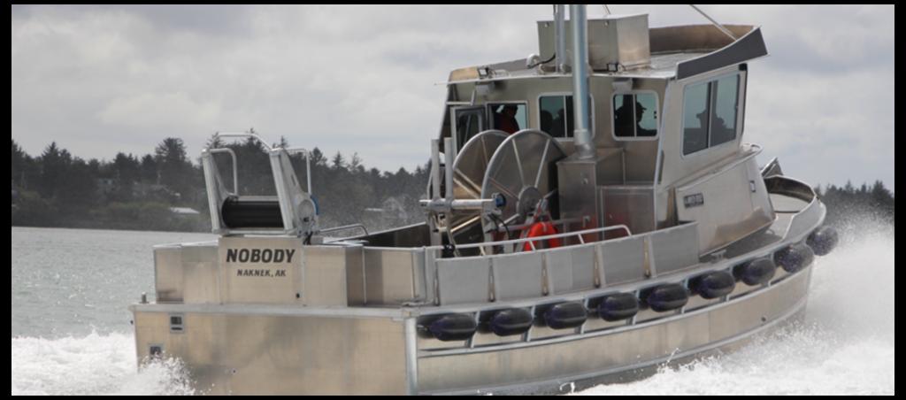 BRISTOL BAY | North River Boats