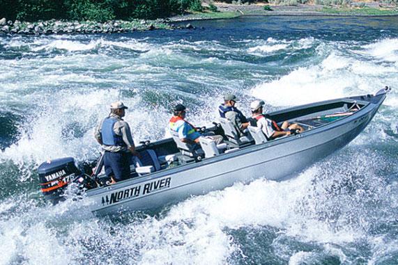North River Boat