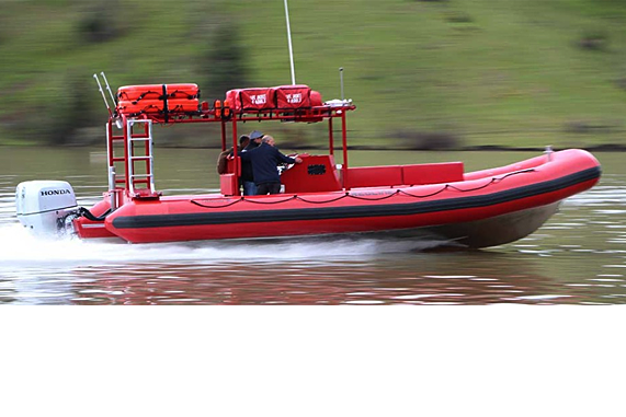 photo of North River Boat RAIV